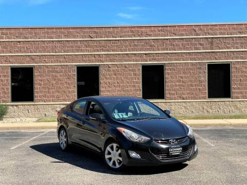 2011 Hyundai Elantra for sale at A To Z Autosports LLC in Madison WI
