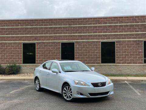 2008 Lexus IS 250 for sale at A To Z Autosports LLC in Madison WI