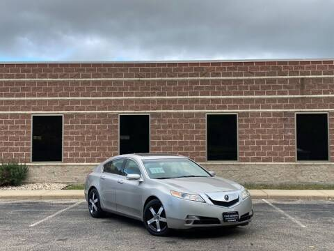 2010 Acura TL for sale at A To Z Autosports LLC in Madison WI