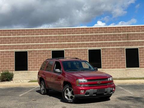 2005 Chevrolet TrailBlazer for sale at A To Z Autosports LLC in Madison WI