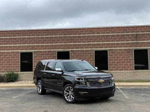 2016 Chevrolet Suburban for sale at A To Z Autosports LLC in Madison WI
