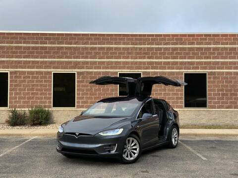 2017 Tesla Model X for sale at A To Z Autosports LLC in Madison WI