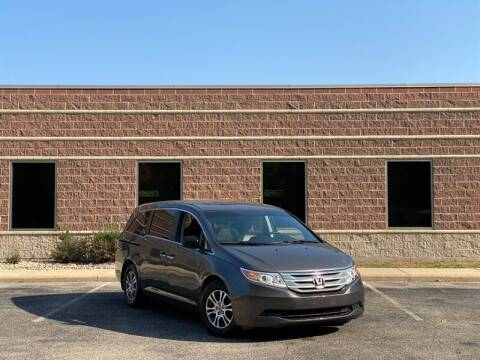 2012 Honda Odyssey for sale at A To Z Autosports LLC in Madison WI