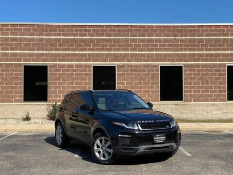 2016 Land Rover Range Rover Evoque for sale at A To Z Autosports LLC in Madison WI