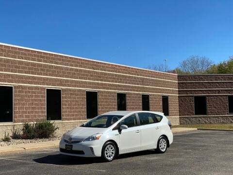 2012 Toyota Prius v for sale at A To Z Autosports LLC in Madison WI