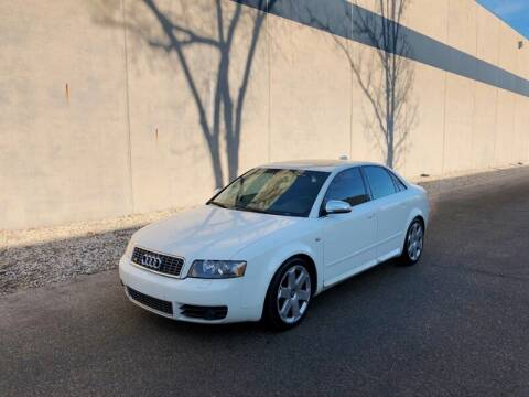 2004 Audi S4 for sale at A To Z Autosports LLC in Madison WI