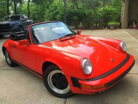 1987 Porsche 911 for sale at A To Z Autosports LLC in Madison WI