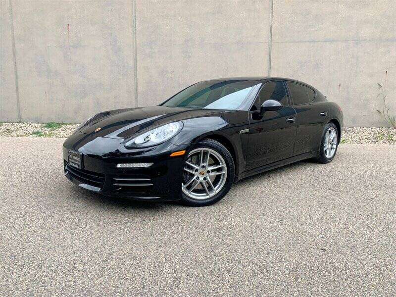 2015 Porsche Panamera for sale at A To Z Autosports LLC in Madison WI