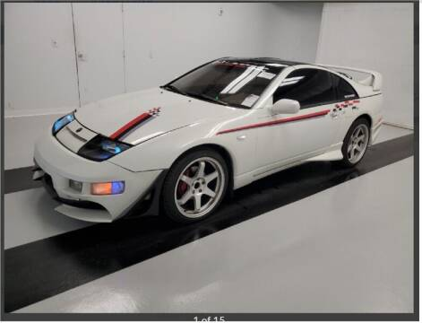 1990 Nissan 300ZX for sale at A To Z Autosports LLC in Madison WI