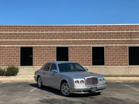2005 Bentley Arnage for sale at A To Z Autosports LLC in Madison WI