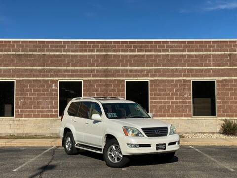 2005 Lexus GX 470 for sale at A To Z Autosports LLC in Madison WI