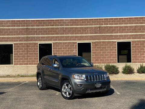 2013 Jeep Grand Cherokee for sale at A To Z Autosports LLC in Madison WI