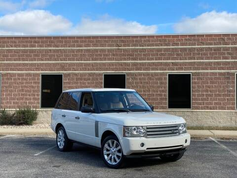 2009 Land Rover Range Rover for sale at A To Z Autosports LLC in Madison WI