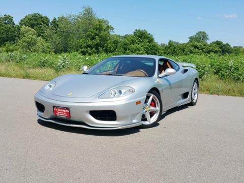 2002 Ferrari 360 Modena for sale in Madison, WI