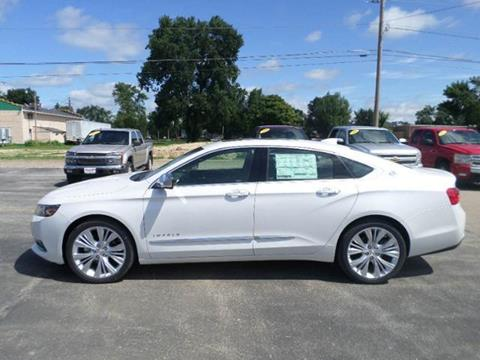 2017 Chevrolet Impala for sale in Manchester IA