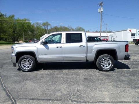 2017 GMC Sierra 1500 for sale in Manchester IA