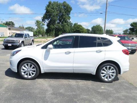 2017 Buick Envision for sale in Manchester, IA