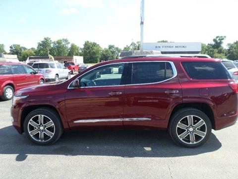 2018 GMC Acadia for sale in Manchester IA