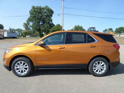 2018 Chevrolet Equinox for sale in Manchester IA