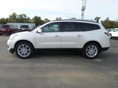 2014 Chevrolet Traverse for sale in Manchester IA