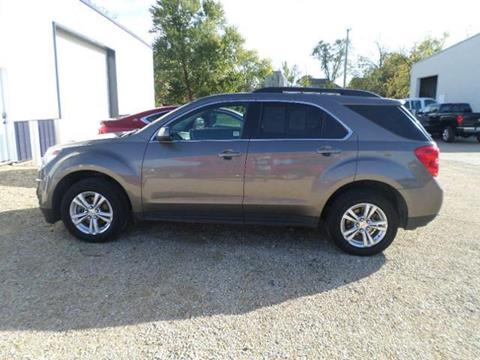 2012 Chevrolet Equinox for sale in Manchester IA