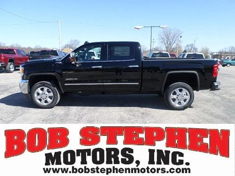 2018 GMC Sierra 2500HD for sale in Manchester, IA