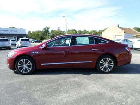 2017 Buick LaCrosse for sale in Manchester IA