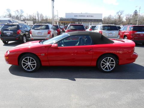 2002 Chevrolet Camaro for sale in Manchester IA