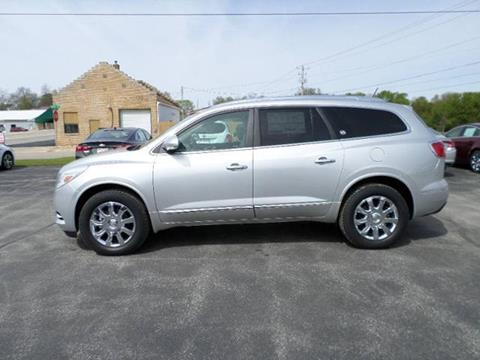 2017 Buick Enclave for sale in Manchester IA