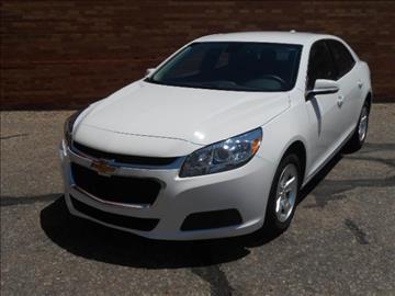 2016 Chevrolet Malibu Limited for sale in Hays, KS