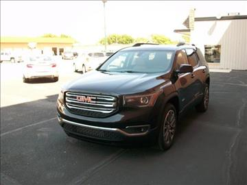 2017 GMC Acadia for sale in Hays, KS