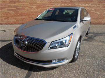 2016 Buick LaCrosse for sale in Hays, KS