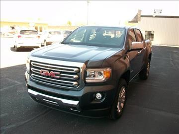 2017 GMC Canyon for sale in Hays, KS