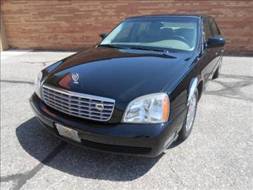 2005 Cadillac DeVille for sale in Hays, KS