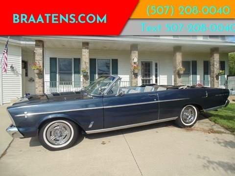 1966 Ford Galaxie 500 for sale in Rochester, MN