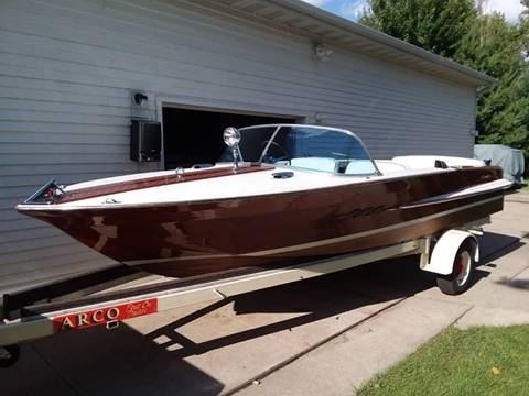 1963 Chris-Craft Holiday for sale in Rochester, MN