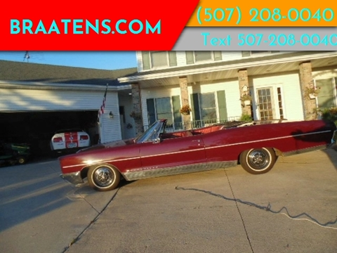 1966 Pontiac Bonneville for sale in Rochester, MN