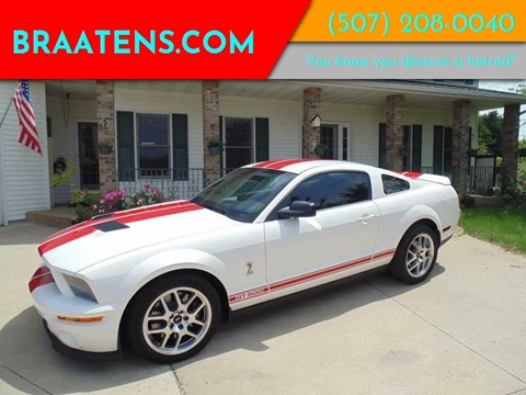 2009 Ford Shelby GT500 for sale in Rochester, MN