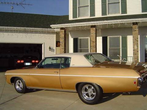 1969 Chevrolet Impala for sale in Rochester, MN