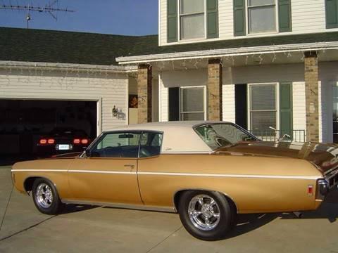1969 chevrolet impala for sale. Black Bedroom Furniture Sets. Home Design Ideas
