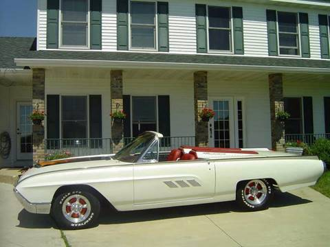 1963 Ford Thunderbird for sale in Rochester, MN