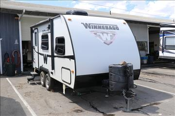 2015 Winnebago 1801FB