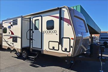 2017 Forest River Rockwood Ultra Lite Travel Tra for sale in Carson City, NV