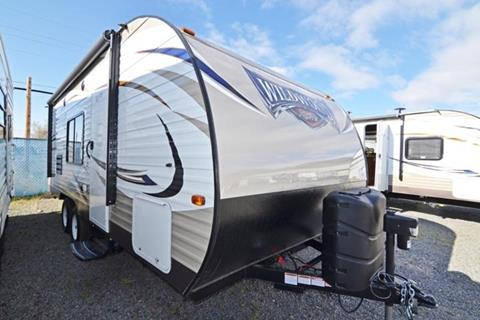 2018 Forest River Wildwood X-Lite 201BHXL for sale in Carson City, NV