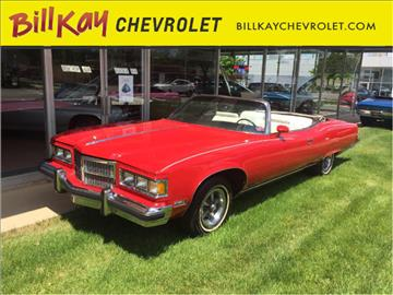 1975 Pontiac Grand Ville for sale in Downers Grove, IL
