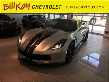 2017 Chevrolet Corvette for sale in Downers Grove, IL