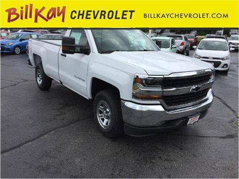 2017 Chevrolet Silverado 1500 for sale in Downers Grove, IL