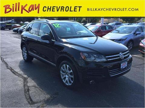2012 Volkswagen Touareg for sale in Downers Grove, IL