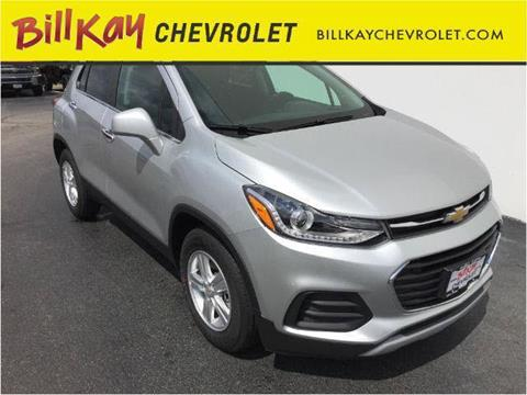 2017 Chevrolet Trax for sale in Downers Grove, IL