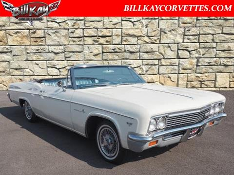 1966 Chevrolet Impala for sale in Downers Grove, IL